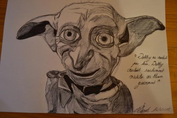 Dobby por furbillon